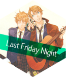 Hetalia - Last Friday Night