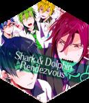 Shark & Dolphin Rendezvous