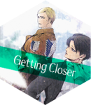 Shingeki - Getting Closer