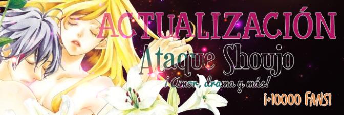 Actualización: Ataque Shoujo