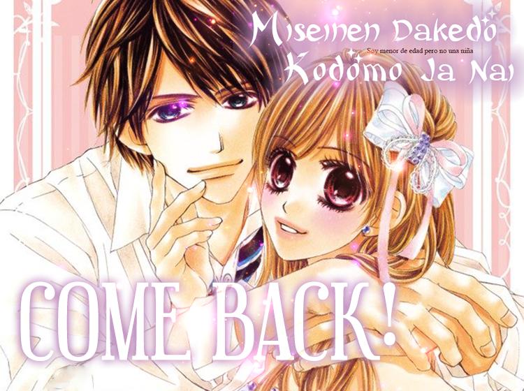 come back