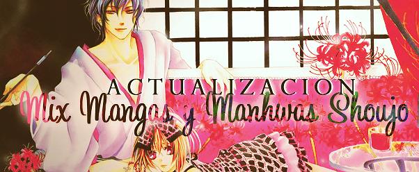 Actualizacion: Mix de mangas y manhwa shoujo